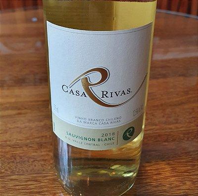 """Sauvignon Blanc 2018 """" Casa Rivas """" • 375 ml"""