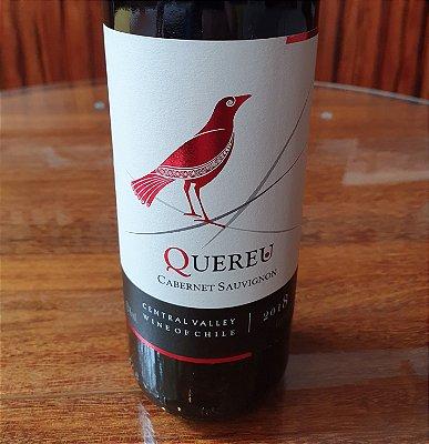 "Cabernet Sauvignon Quereu 2018 "" Fox Wines "" • 375 ml"