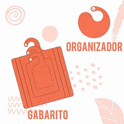 Organizador e gabarito