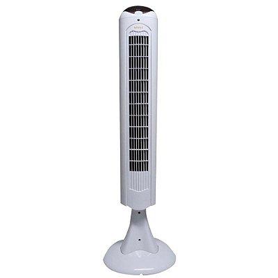 Ventilador Torre c/ Controle Remoto Branco