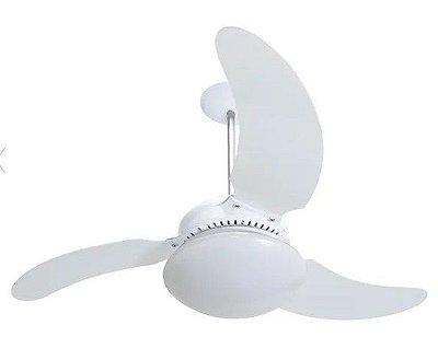 Ventilador de Teto Zenys Ciclone LED Branco