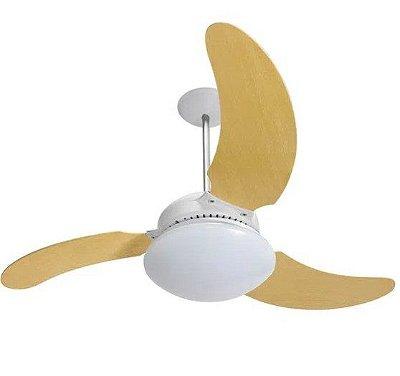 Ventilador de Teto Zenys Ciclone LED Marfim
