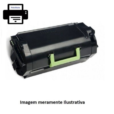 Toner Remanufaturado Lexmark MX711 MS810 45k