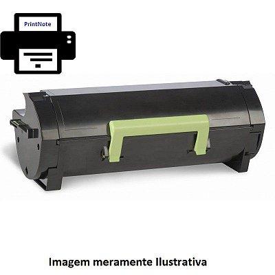 Toner Remanufaturado Lexmark MX310 410 511 611 MS610 10k