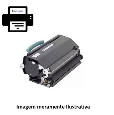 Toner Remanufaturado Lexmark E260 E360 E460 X264 X464 3.5k