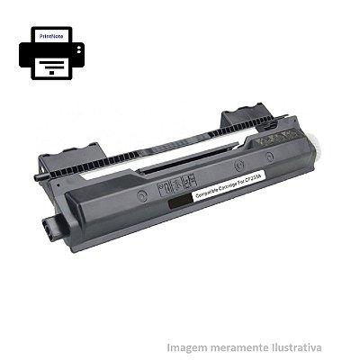 Toner compatível com HP CF233 M106 M134 3K