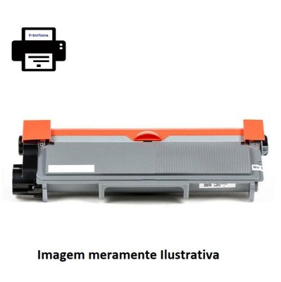 Toner Compatível com Brother TN2370 HL2360 HL2320 MFC2720 MFC2740 MFC2700 2.6k