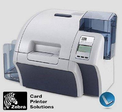 Impressora de Cartão Térmica Zebra ZXP8 - Rede Serial Usb