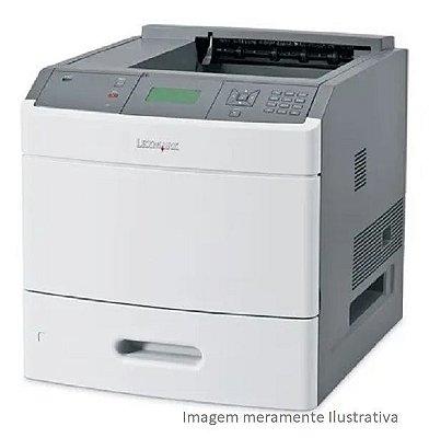 Impressora Laser Preto e Branco Lexmark A4 T654 55PPM