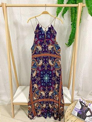 Vestido Longo Dress To M