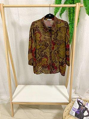 Camisa Vintage G