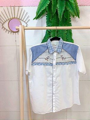 Camisa CGC Bordada M