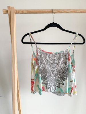 Cropped Dress To P/M