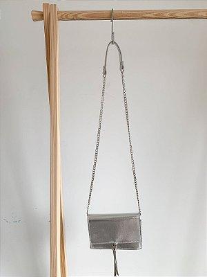 Bolsa Silver Pequena