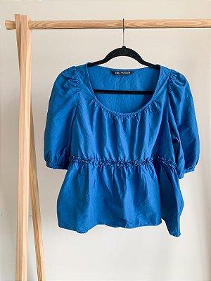 Blusa Zara Royal M
