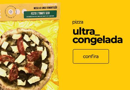 Pizzas Ultracongeladas