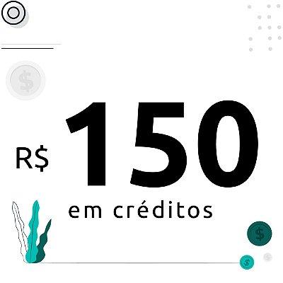 150$ em créditos para emissão de certificados digitais