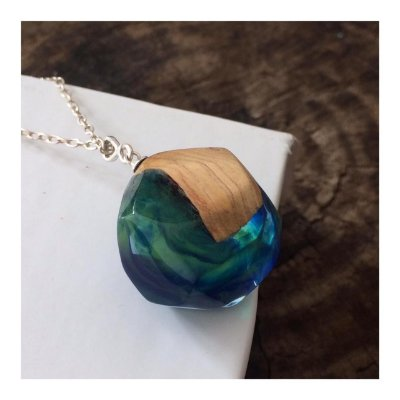 Biojoia - Diamante Azul