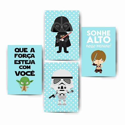 Kit Star Wars Cute