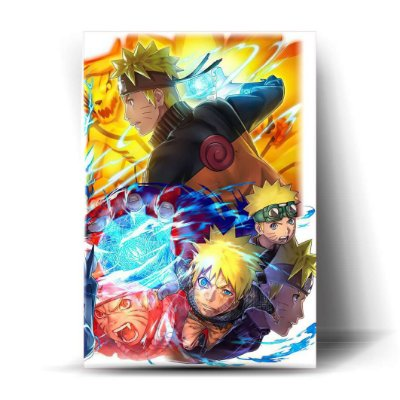 Naruto Rasengan Evolução