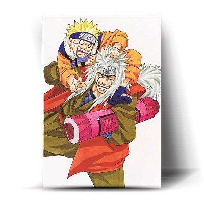 Naruto Jiraiya Clássico