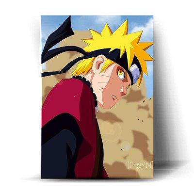 Modo Sennin - Naruto