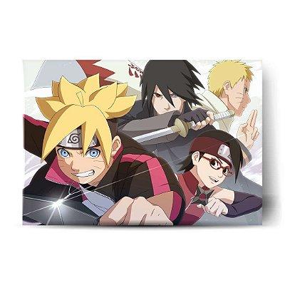Boruto / Sarada / Sasuke / Naruto