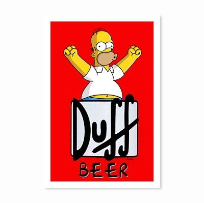 Duff Beer Sticker