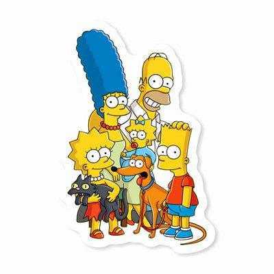 The Simpsons Sticker