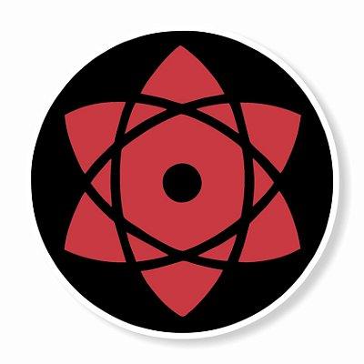 Mangekyou Sharingan Sticker