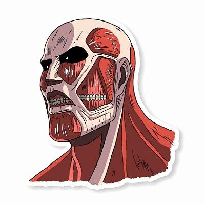 Titan Colossal Sticker
