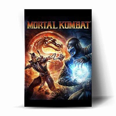 Scorpion Vs Subzero Mortal Kombat