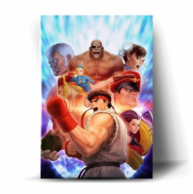 Street Fighter Art