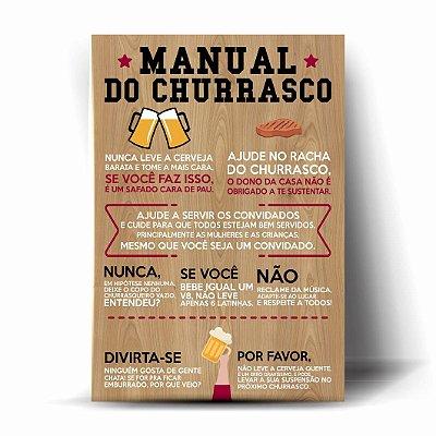 Manual do Churrasco