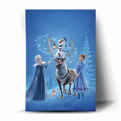 Frozen Uma Aventura de Olaf