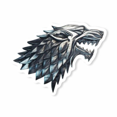 Stark Sticker