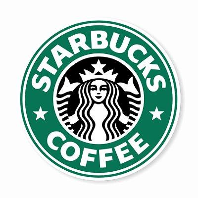 Starbucks Caffee Sticker
