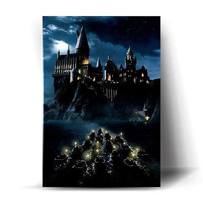 Chegada a Hogwarts