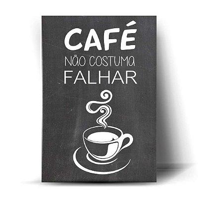 Café Não Costuma Falhar