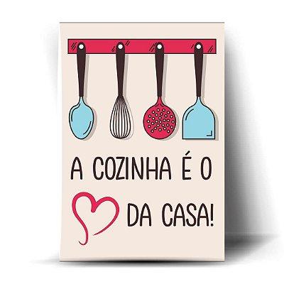 A Cozinha é o Coração da Casa!