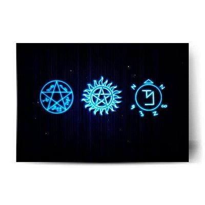 Símbolos Supernatural