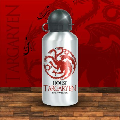 SQUEEZE HOUSE TARGARYEN 500ML