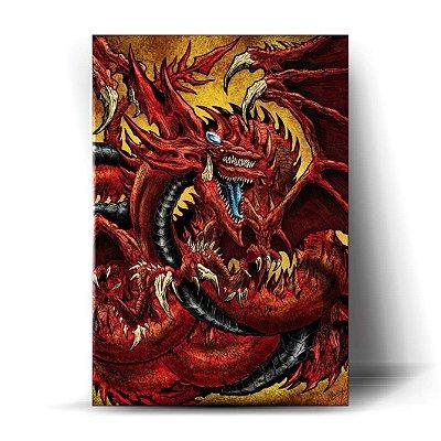 Slifer o Dragão dos Céus Art