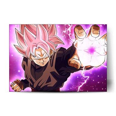 Goku Black Rosê