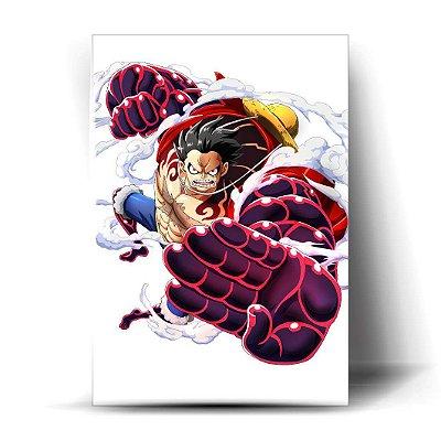 Luffy : Gear Fourth