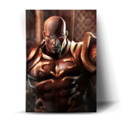 Kratos - Deus da Guerra - God of War