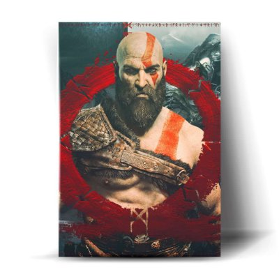 Kratos - God of War 4