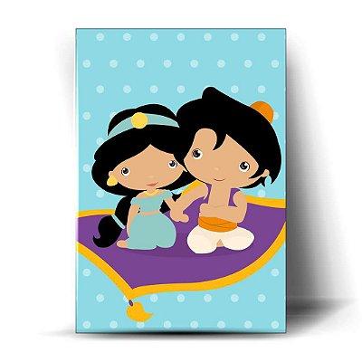 Jasmine e Aladin
