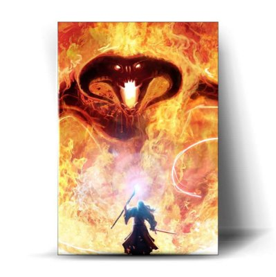 Senhor dos Anéis #54