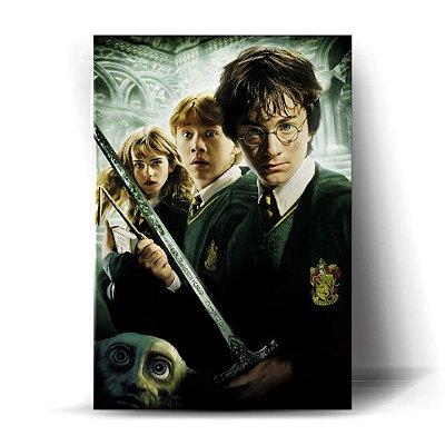 Câmara Secreta - Harry Potter